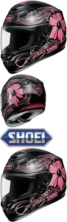 Shoei Qwest Goddess Tc-7 SIZE:XXS Full Face Motorcycle Helmet, SHOEI QWEST GODDESS TC-7 XXSSHOEI QWEST FULL-FACE HELMET* Dual Layer EPS liner enhances impact absorption & ventilation* 5 shell & 6 EPS liner sizes present increased fit options* Molded air spoiler t..., #Apparel, #Women