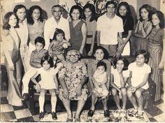 A grande família do pioneiro Walter Banhos de Araújo, que foi vereador de Macapá