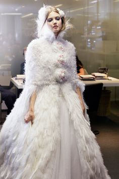 ANDREA JANKE Finest Accessories: CHANEL Haute Couture Fall 2012 | Miscellaneous #CHANEL #HauteCouture #PFW