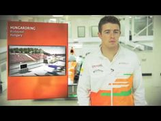 via @Sahara Force India Formula One Team: Paul di Resta talks about the challenge of racing on the tight and twisty confines of the Hungaroring.