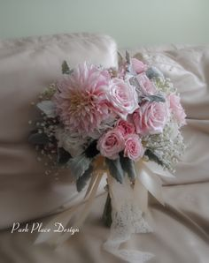 My asked for bridal bouquets