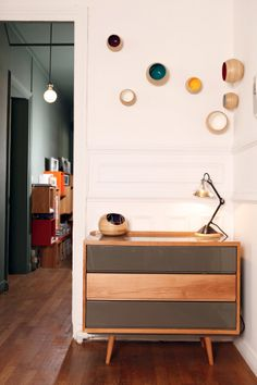 commode années 50, commode annees 50, design - RED Edition