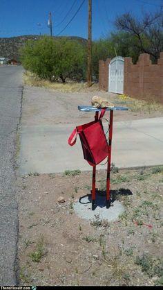 Bag Mail Box