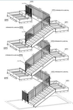 11 Best Steel Welded Egress Stairs images in 2015