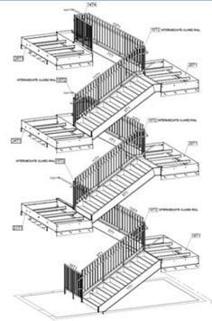 Best 11 Best Steel Welded Egress Stairs Images Stairs Steel 400 x 300