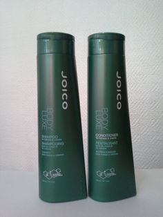 Joico Body Luxe Shampoo And Conditioner For Fullness And Volume 300Ml