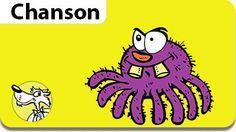 Chanson: Araignée, le dessin animé de la chanson pour les enfants Halloween, Bart Simpson, Anime, Films, Fictional Characters, Songs, Lyrics, Free Sheet Music, Insects