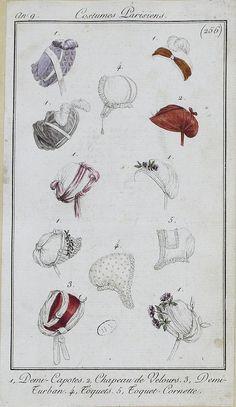 regency hats