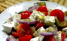 Bulgarian summer salad  • Peel the cucumbers, cut the tomatoes and  cut the green pepper and onion. • Place in a bowl, topped it with ham, cut the chesse, the boiled eggs. • Also put olives, salt, pepper and olive oil. • Mix all the ingredients and you have a tasty salad.  Bon appetit!