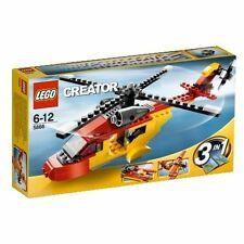 Compare prices on LEGO Creator Set Rotor Rescue from top online retailers. Save money on your favorite LEGO figures, accessories, and sets. Lego Creator Sets, The Creator, Building Sets For Kids, Building Toys, Lego Helicopter, Lego Toys, Lego Lego, Hobby Toys, Buy Lego