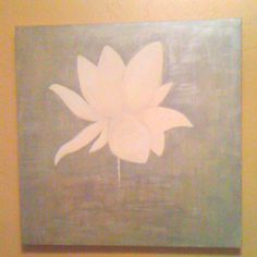Silver lotus Lotus, Fine Art, Silver, Lotus Flower, Money, Lily, Visual Arts