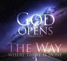 Mia Z do Jesus always make a way out of no way. I send the blessings of our Lord and Savior Jesus Christ to all of my brothers and sisters in Christ God bless you all amen Biblical Quotes, Faith Quotes, Bible Quotes, Qoutes, Spiritual Quotes, Spiritual Images, Real Quotes, Religion Catolica, God Jesus