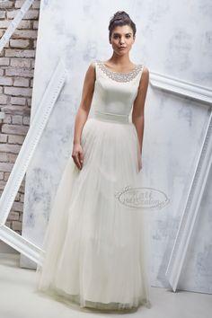 Kati Szalon- 2 részes esküvői ruha, magyaros zsinór motívummal One Shoulder Wedding Dress, Bride, Wedding Dresses, Fashion, Wedding Bride, Bride Dresses, Moda, Bridal Gowns, Bridal