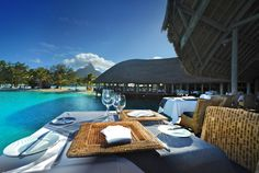 Le Meridien Bora Bora - Tiare Restaurant