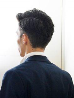 七三分け メンズ ヘアスタイル 特集 | 男前研究所