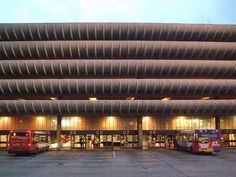 Preston Lancashire Bus Station / Terminal in Brutalist style | Flickr - Photo Sharing!