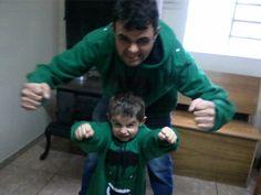 I have a Hulk!!! *-* - Amamos essa foto!