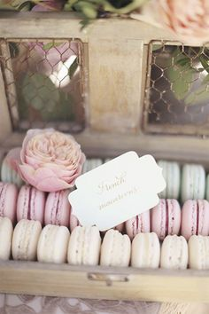 Tiñe tu boda en el color de 2016: el rosa cuarzo » Mi Boda #MiBoda #novias #ideas #inspiración #tiñe #boda #color #2016 #rosa #cuarzo #comida
