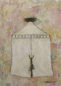 Tent Nest Lores - Rebecca Rebouche