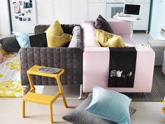 Canapés Knopparp et Klippan d'IKEA : Des canapés stylés à moins de…