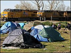 In Sacramento Tent City Dwellers Want To Stay Tent Petersburg City