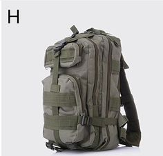 FW Outdoor Camo backpacks, military enthusiasts mountaineering hiking packs, shoulder 3P tactical backpack ** Review more details here : Backpacking gear