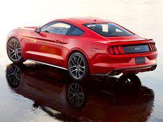 Nieuwe Ford Mustang staat te trappelen inclusief viercilinder