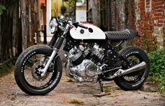 The Ugly Duckling: The 1982 Yamaha Virago 920 Custom - Classic Japanese Motorcycles - Motorcycle Classics