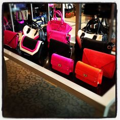 New Arrivals! The new Milly collection is here! It's all about Neon! Halls Plaza.