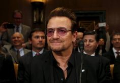 """Bono Tells Trump """"Gender Equality Must Be Your Priority"""""""