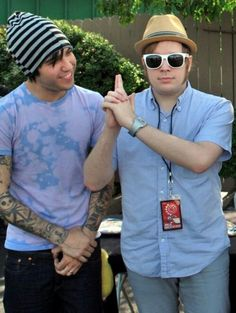Pete and Patrick<3<3