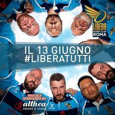 13 giugno, Milano, Arena Civica: Libera Rugby Club, la prima squadra gay-friendly d'Italia, gioca tra le leggende del rugby contro l'omofobia.  Althea è orgogliosa di supportare questa sfida non solo sportiva ma anche simbolica. L'amore è uguale, lo sport anche. Qui tutte le info: www.sughialthea.it/libera-tutti.php http://www.rugbyitalianclassicxv.com/ #liberatutti #rugby #gayrugby #stopomofobia #inclusiverugby