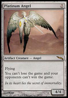 Anjo de Platina
