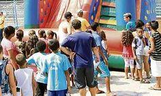 Primeira ação social do ano será realizada em escola de Diadema