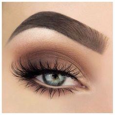 acabado natural en los ojos eyes ojos natural nude makeup