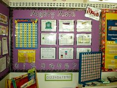 Teacher Bits and Bobs: Great Math Wall Cards!
