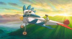 "From the new English-language trailer for ""The Wind Rises,"" by the great Japanese animator Hayao Miyazaki.   Deadline has the trailer here: http://www.deadline.com/2013/11/the-wind-rises-hayao-miyazaki-trailer-video/"