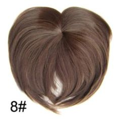 Silky Clip-On Hair Topper Wig Heat Resistant Fiber Extension - Daily False Hair. 1 x Silky Clip-On Hair Topper. It is ahairpiece, not a full wig, anyone won't know you are wearing anything.Perfect solution to conceal thin hair, gray hair, hair loss. Black Hairstyles With Weave, Weave Hairstyles, Straight Hairstyles, Hairpieces For Women, Short Straight Hair, Thin Hair, Haircut For Older Women, Hair Toppers, Natural Hair Styles