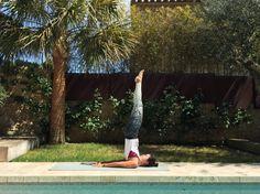 sarvangasana xuan lan yoga