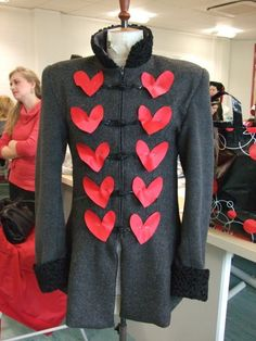 Bryony Tofton's Costumes: King of Hearts
