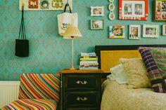 Virginia Demaria, chef Virginia, Tours, Blog, To Sleep, Beds, Yurts, Colors, Blogging