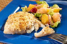 Herb & Garlic Fish Recipe - Kraft Recipes