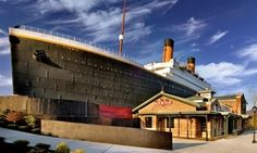 Groupon - Visit for One or Two Adults or Two Adults and Two Children to Titanic Pigeon Forge (Up to 32% Off) in Pigeon Forge. Groupon deal price: $20