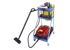 MondoVap 2400 Steam Vapor Cleaner with TANCS® -- Easy to maintain and operate, the 100% environmentally safe, MondoVap 2400 with TANCS is certified by Nelson Labs of Utah to disinfect thousands of time better than most chemicals. It has the capacity to produce high volumes of high temperature 'dry' steam on a sustainable basis and provides the means to clean, sanitize and disinfect nearly any surface—including walls, floors and equipment—without chemicals.