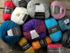 Supergarne Wollversand Tricks, Hand Crafts, Threading