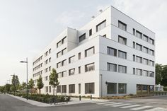 Max Weber Building,© Schnepp Renou