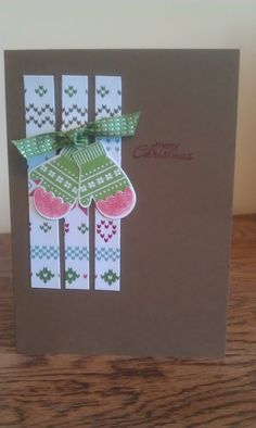 Stamp with Esther  Stampin' Up! Project