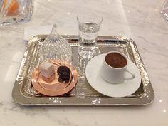 Turkish Coffee by Hilton Bomonti