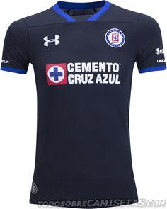 Camisetas Under Armour de Cruz Azul 2017-18