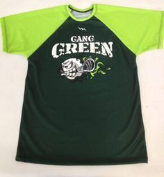 Youth lacrosse shooter shirts made to order in Maryland USA.  Design and order…
